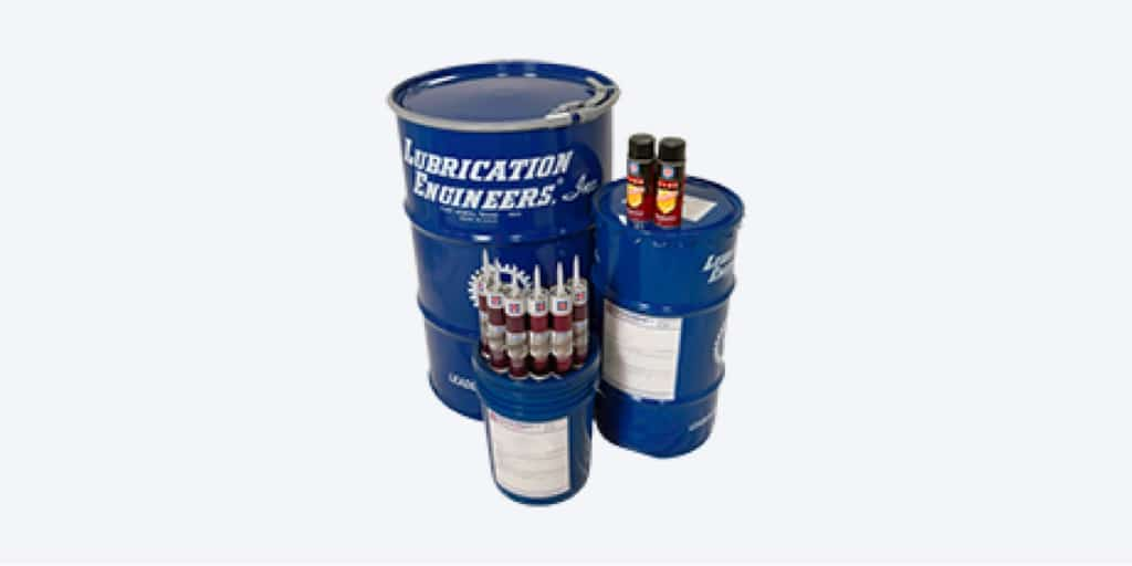 Lubrication Engineers Lubricants